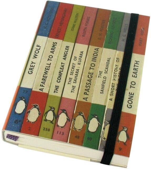 Penguin Classics Spines Pocket Notebook (Penguin Notebooks) (Diar. 9780140887426
