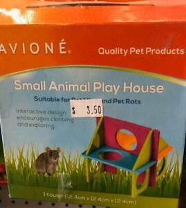 Small Animal Play House for mice and rats Jamisontown Penrith Area Preview