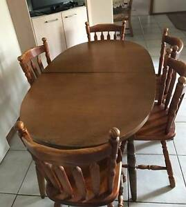 Extendable Dining Table Leppington Camden Area Preview