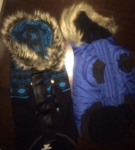 Dog Coats..... BRAND NEW....Never Used!!