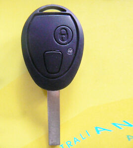 Land Rover Remote Key Fob Case Replacement Discovery 2 TD4 TD5 / Rover 75 /MG