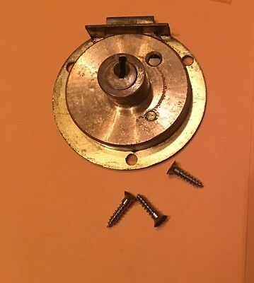 Antique Safe Drawer Lock Hall's Diebold Victor Cary Schwab Herring Marvin