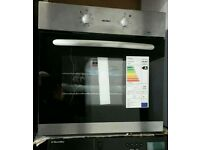 NEW INTEGRATED OVEN