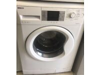 Latest Type Washing Machine With Big 8kg Wash Load In Excellent Condition Cost 255 Pounds New