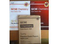 CGP, GCSE Chemistry 3 packs