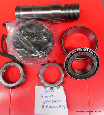 Upper Shaft Bearing Assembly For Biro Saw Models 11 22 33 34 3334 Ref. A16247