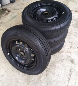 Hankook Optimo H724 Tires and rims