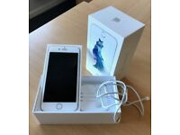 iPhone 6s SILVER 32gb AS NEW CONDITION