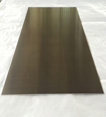 """1/8"""" .125 Aluminum Sheet Plate 12"""" x 24""""  5052"""