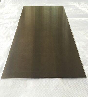 18 .125 Aluminum Sheet Plate 12 X 48 5052