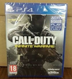 Brand new call of duty PS4 PlayStation game