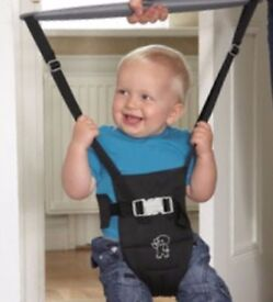 Tippitoes babies doorway bouncer