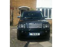 2006 (55) Range rover sport 4.2 supercharged