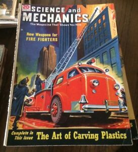 1940's, 50's & 60's MAGAZINES MECHANIX ILLUSTRATED & MANY MORE