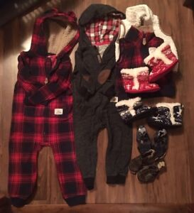 Boys 12-24 Month Winter Clothing