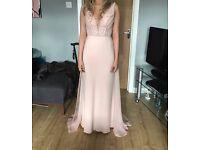 Blush Pink Sherri Hill Prom Dress