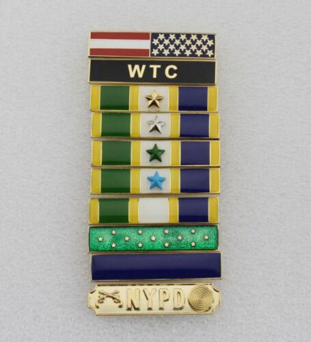 Uniform Police Service Citation Bar NYPD Citation Bar--10 Bars