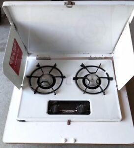 TRAILER CAMP STOVE - EXCELLENT CONDITION