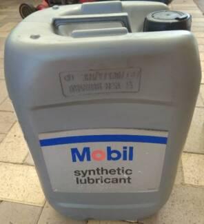 100% Synthetic Diesel Engine Oil 20ltrs Mobilgard 1 SHC Unopened