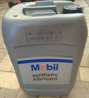 100% Synthetic SAE40 Diesel Engine Oil 20ltrs Mobilgard 1