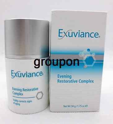 Exuviance Evening Restorative Complex 50g Free P/P #auction