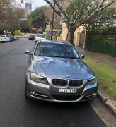 2010  MY11 BMW 320D Lifestyle Touring E91 Wagon Lane Cove Lane Cove Area Preview