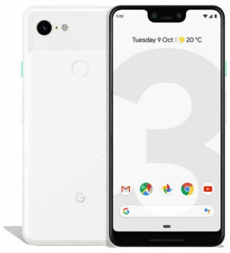 Google Pixel 3 XL 64GB Verizon & Unlocked White