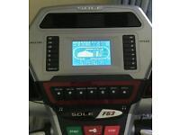 ☆☆FOR SALE ☆☆☆ F63 SOLE treadmill