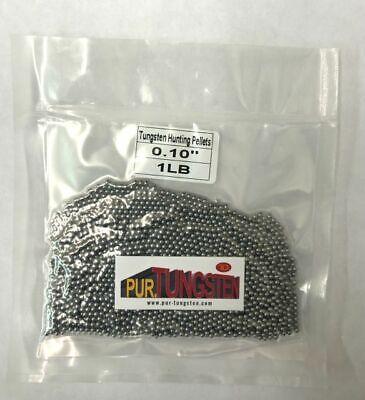 """TSS Tungsten Super Shot Buckshot Pellets (1 lb bags) #12 - 0.10"""" #7000"""