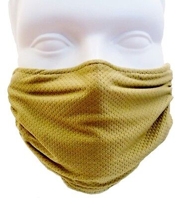Olive Comfy Mask By Breathe Healthy  For Dust  Pollen   Allergy Relief