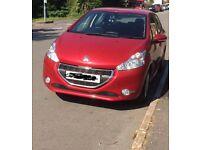 Peugeot, 208, Hatchback, 2014, Manual, 999 (cc), 5 doors