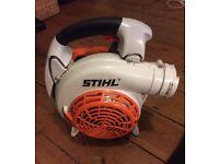 Stihl SH86C Petrol Leaf Blower Vacuum Shredder