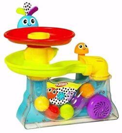 Playschool pop up balls game