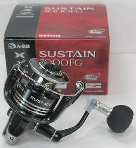 Shimano Sustain 5000FG Spin Reel (Brand New) Bentley Park Cairns City Preview