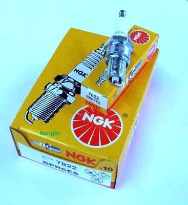 Zündkerze f. Honda Motor Rasenmäher Generator Pumpe NGK BPR6ES (Honda-motor)