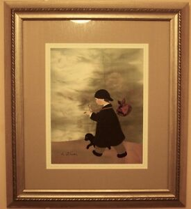 "Ltd Ed Framed Matted Print ""The Adventure"" by Diane Ethier Peterborough Peterborough Area image 2"