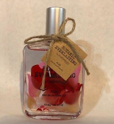 Rue 21 Rue21 ROSE Botanic Everlasting Eau De Perfume Oil 1.69 Oz. New.