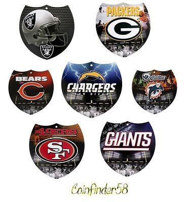 Nfl Decor (NFL Interstate Sign 8