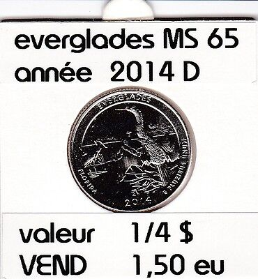 everglades  2014 D   voir description