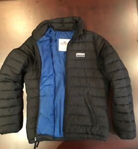 Manteau ADO / Homme Hollister. Small. Comme neuf.