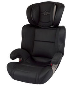 NEW Cozy n Safe K2 Baby Child Car Seat, Black & Grey cost £50 Tesco 436-2963 BOXED never opened