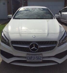 Mercedes Benz cla 250 lease