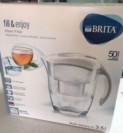 Brand new Brita Jug 3.5 Litres