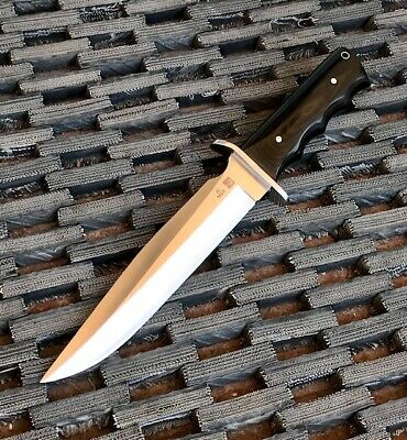 Vintage Al Mar Knives #4008B SF-SOG Black #137/200 - New