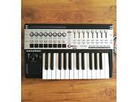 Novation 25 SL MKII MIDI Keyboard and Controller