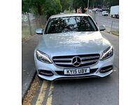 Mercedes-Benz, C CLASS, Saloon, 2015, Semi-Auto, 2143 (cc), 4 doors