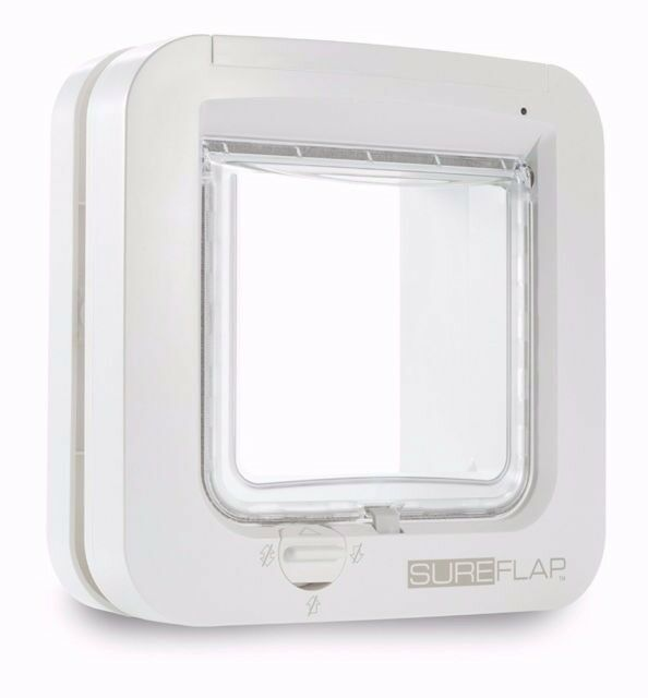 BRAND NEW Sureflap microchip catflap and mount