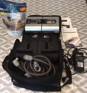 c pap sleep apnea machine new condition!!