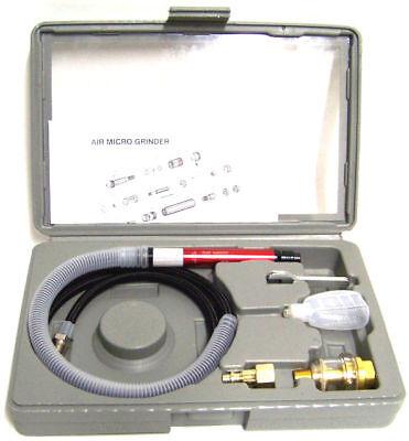 AIR  DIE MICRO GRINDER 56000 RPM TOOLS HIGH SPEED TOOL KIT PENCIL TYPE