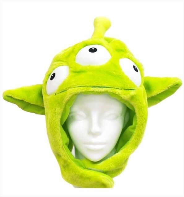Dudley outfit costume fancy dress toy story JAPAN Disney alien costume Cap Hat